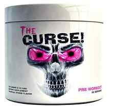 The Curse TROPICAL  pre-workout powder insane Energy 50 Serv Cobra Labs Curse
