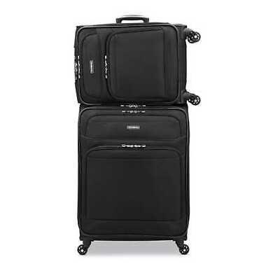 2-Piece Samsonite StackIt Plus Luggage Set