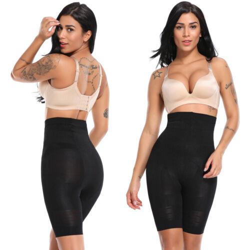 Full Body Shaper Pant Open Bust Underbust Waist Trainer Slim Thigh Tummy Control