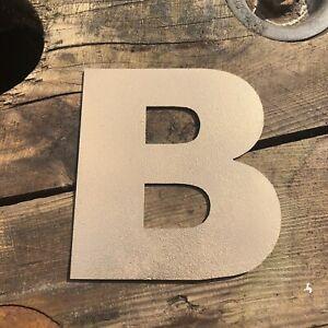 """B 5"""" Rustique En Métal Doré Lettre Home Maison Signe Lettrage Mot Boho Intérieur-afficher Le Titre D'origine"""