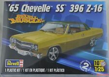 New  Revell 4055 Muscle car 1965 Chevy Chevelle SS 396 Z-16 1:25th Kit