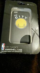 NBA-Golden-State-Warriors-The-City-iPOD-Touch-4th-Gen-Hardshell-Case-NIB-Tribeca