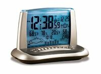 Maverick Weather Station Ws-1000 Clock Outdoor Sensor Rain Gauge Christmas Gift