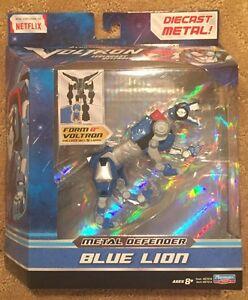 Playmates-Dreamworks-Voltron-Legendary-Defender-Blue-Lion-Diecast-Metal-Figure