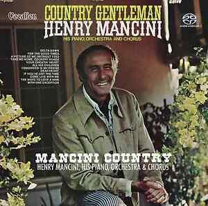Henry Mancini - Mancini Country & Country Gentleman - Multi-ch Stereo CD/SACD