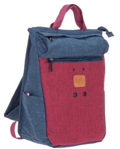Rucksack Vintage Shopper New Rebels Damen Damenrucksack Büro Tasche 51.1151 WAHL