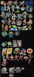 20-Disney-Pin-Pins-Disney-World-Disneyland-AUSSUCHEN-TOY-STORY-The-Incredibles
