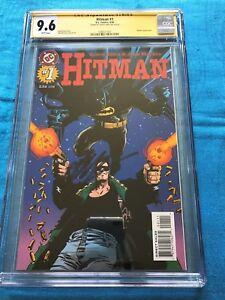 Hitman-1-DC-CGC-SS-9-6-NM-Signed-by-Garth-Ennis-Batman