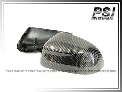 M Performance 3k Carbon Fiber Replacement Mirror Cover For 2015+ BMW F26 X4 Only