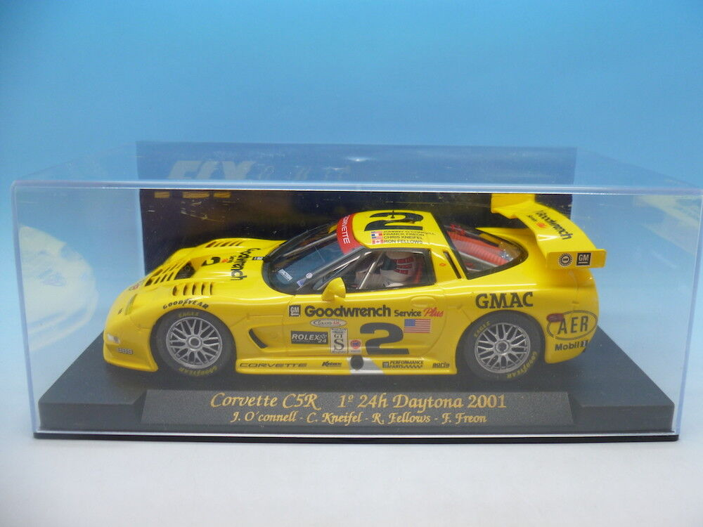 Fly A123 Corvette C5R 24h Daytona, mint unused