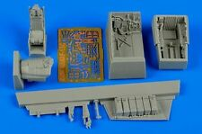 Aires 1/72 F-15C Eagle cockpit set for Hasegawa kit # 7296