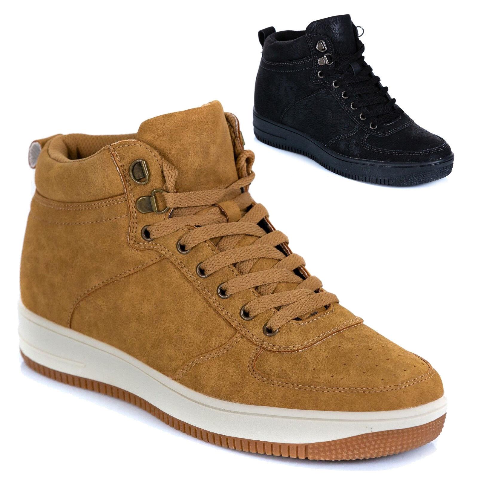 Scarponcini Stivali Stivaletti shoes men women Pelle PU Anfibi Sneakers T47-3
