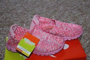 NEU Sneaker Schuhe Mädchen Slipper in Rosa Gr.29/30 von Grünland