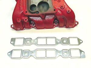 Details about 1957-1966 Buick Nailhead 364 401 425 V8 Engine Intake  Manifold Gaskets Seal Set