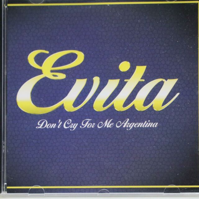 Musical Evita - Don't Cry For Me Argentina (2002) | CD | Zustand Gut