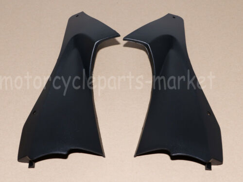 USA Black Left Right Air Duct Tube Cover Fairing For Yamaha YZF 600 R6 2006-2007