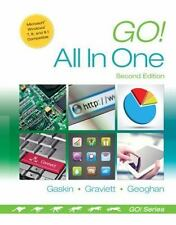 GO! for Office 2013: Go! All in One : Computer Concepts and Applications by Deb…