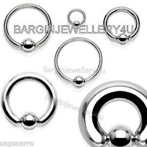 1-x-20g-to-8g-Sz-Surgical-Steel-Captive-Bead-Ring-CBR-Eyebrow-Tragus-Ear-Nipple