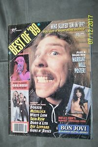 RIP-BEST-OF-039-89-USA-RARE-MAGAZINE-OF-039-90