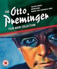 Otto Preminger Film Noir Collection (limited Edition 3 - Disc Blu. 5035673012161