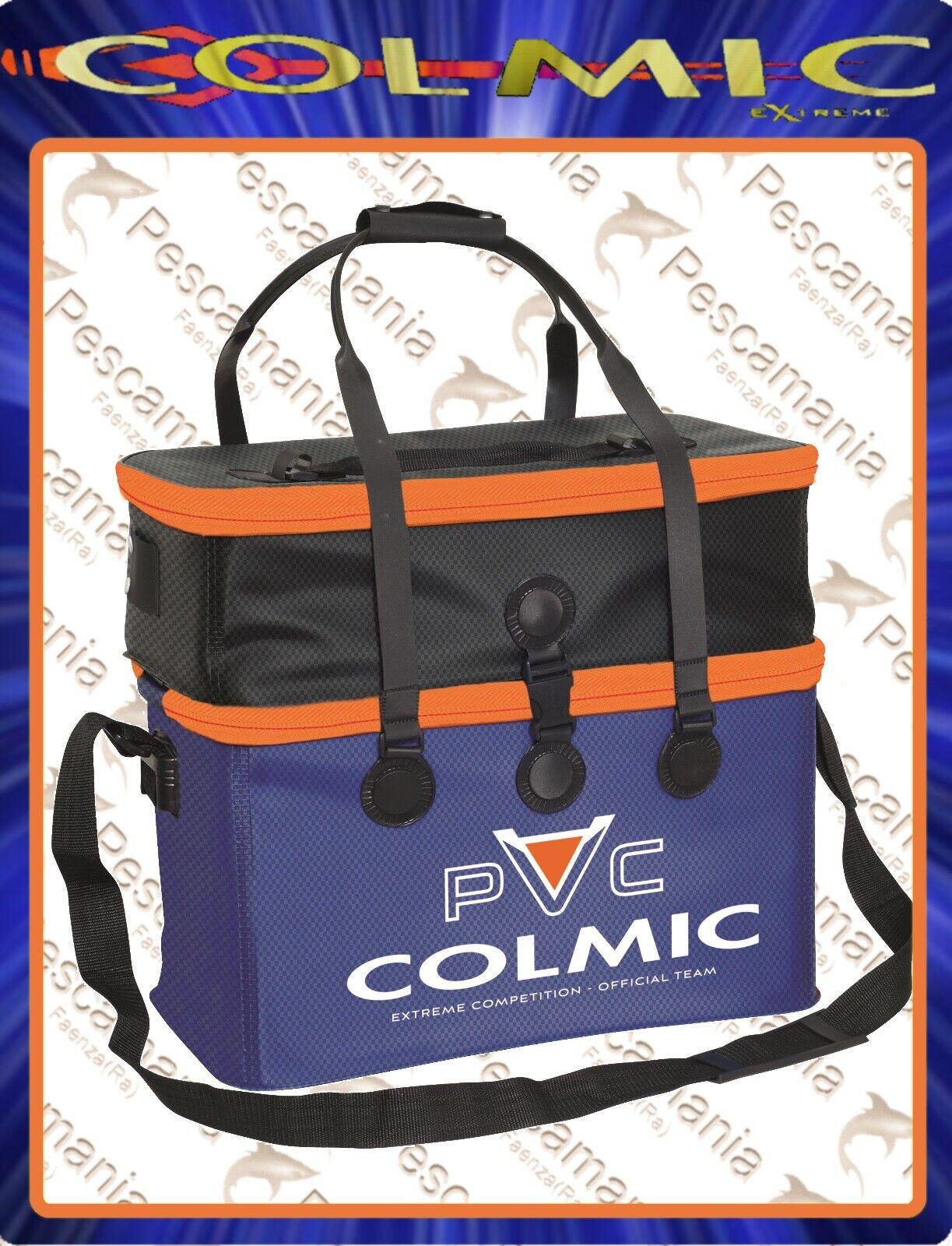 Borsa Colmic PVC jaguar termica cm 5028 5028 5028 H15+28cm Orange series 336ef6