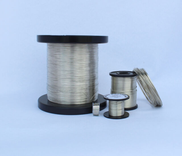30 SWG Tinned Copper Wire FUSE WIRE 9 AMP 0315MM 15 METERS