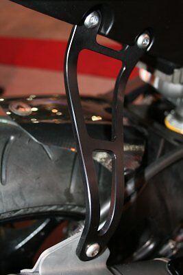 Suzuki GSX R1000 2006 K6 R/&G Racing Exhaust Hanger EH0022BK Black