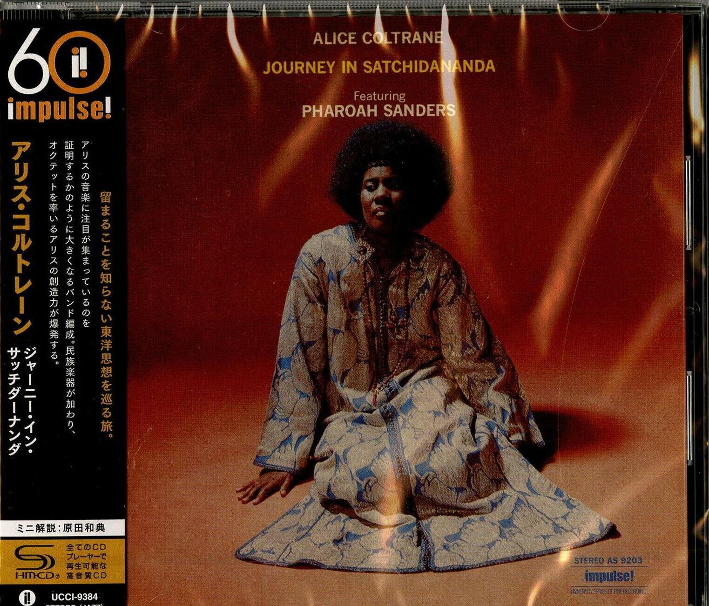 Image 1 - ALICE COLTRANE-JOURNEY IN SATCHIDANANDA-JAPAN SHM-CD Ltd/Ed C94