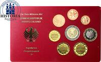 Deutschland 3,88 Euro 2003 PP KMS 1 Cent bis 2 Euro Mzz. D in original VFS Hülle