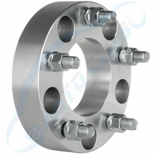 """4Pcs 14x2 Stud Wheel Spacers Adapters 5x135 1.5/"""" Thick For 1997-2003 Ford F150"""