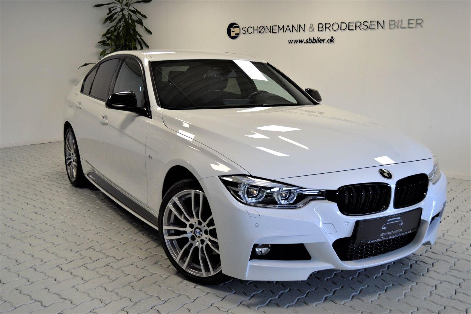 BMW 330i 2,0 M-Sport xDrive aut. 4d - 469.900 kr.