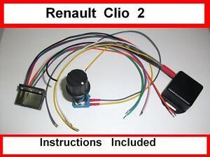 renault clio 2 kit contr leur direction assist e electrique prise inclus ebay. Black Bedroom Furniture Sets. Home Design Ideas