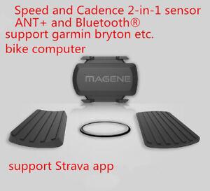 Magene-Cycling-Cadence-Sensor-Speedometer-Bicycle-ANT-Bluetooth-4-0-Wireless
