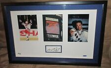 Wayne Gretzky Upper Deck UDA Signed Goal 1072 Three Photo Collection LE 99 Auto