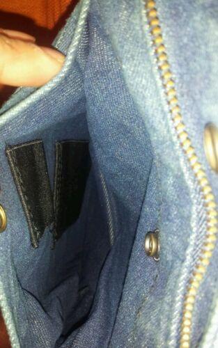 blauw geweer lichtgewicht en borstzakken met Denim Herenfiets 2 RqwdFqA