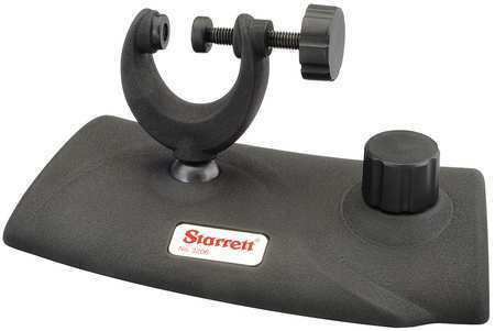 STARRETT 3206 Outside Micrometer Stand,for I In