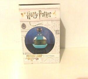 Harry Potter pozione polisucco luce umore cambia colore luce notturna-NUOVO