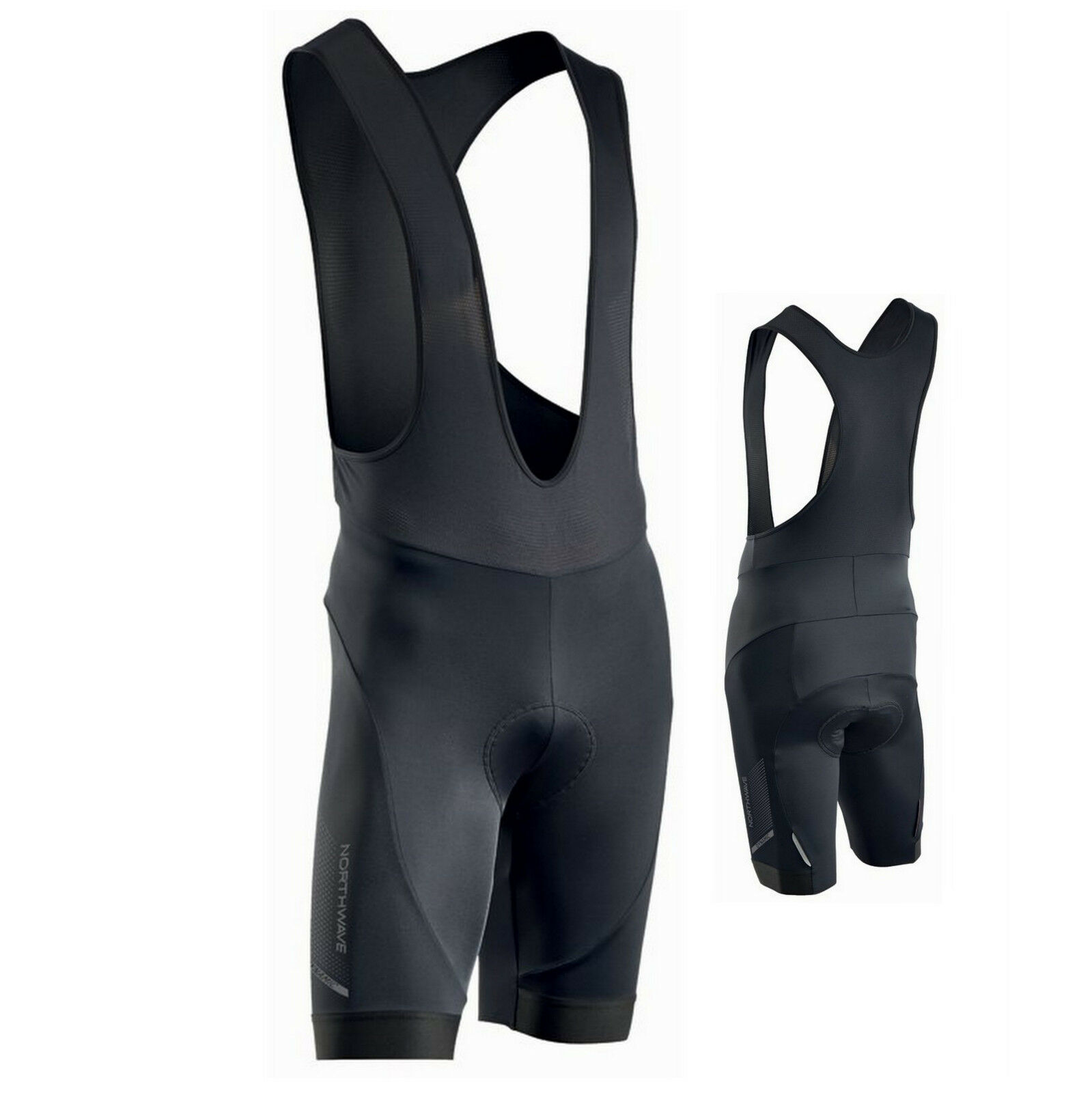 Northwave Dynamic Kinetic Cycling Bib Shorts K110 Pad size S M New