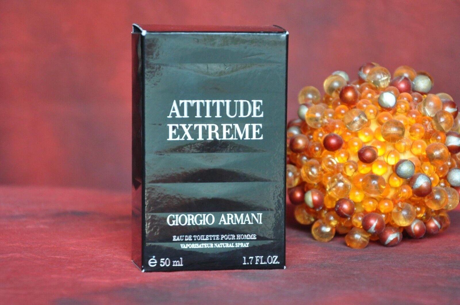 Giorgio Armani Attitude Extreme 17oz Mens Eau De Toilette For Sale