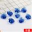 Wholesale Multicol cœur perles cristal 14 mm trou droit cœur Crysta Perles