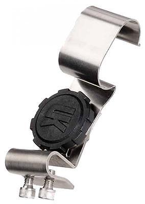 Underwater Kinetics Stainless Steel Ajustable Helmet Clip, 4AA/3AA 14818