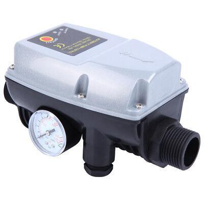 Pumpensteuerung mit Kabel Druckschalter Hauswasserwerk Automatik Pumpenschalter