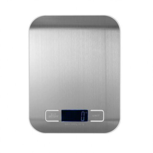 Küchenwaage 5kg 1g Haushaltselektroskala mit hoher Präzision Brennwaage `