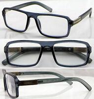 L431 Large Frame Reading Glasses +50+75+100+125+150+175+200+225+250+300+350+400