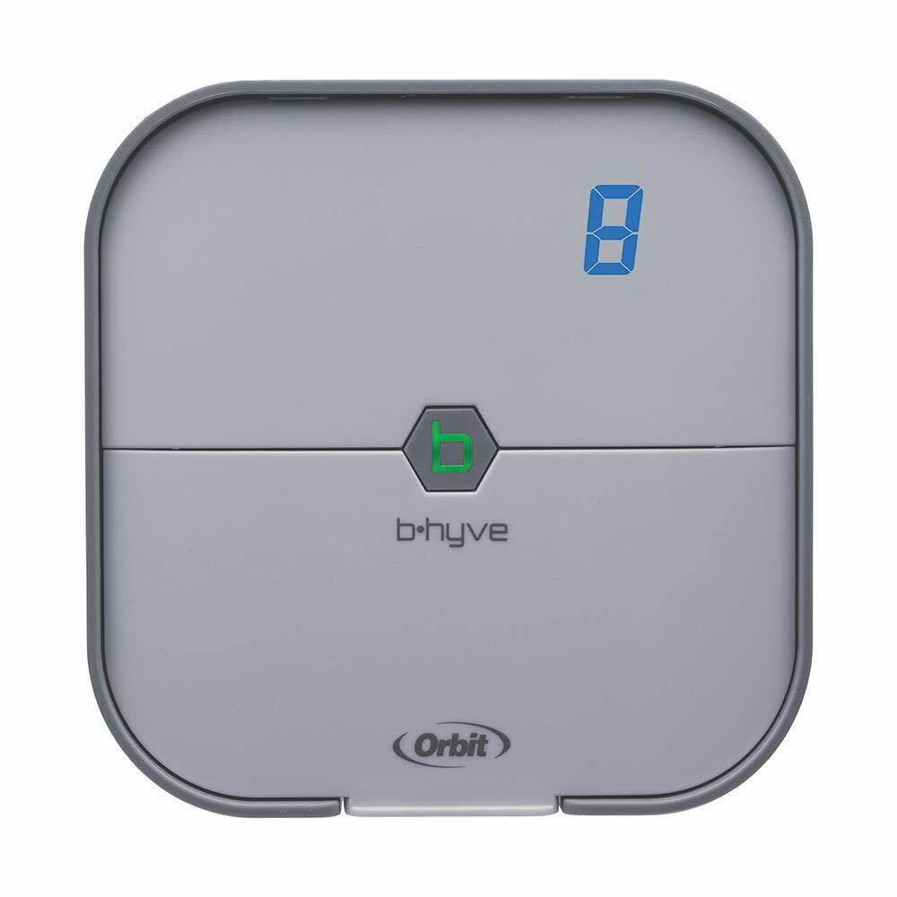 ORBIT B-HYVE SMART INDOOR SPRINKLER TIMER 8 STATIONS BRAND NEW