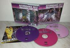 3 CD AUTUMN DANCE MEGAMIX 2012