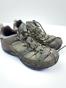 Merrell-Womens-Sport-VIBRAM-Brindle-Hiking-Trail-Shoes-SIZE-8-5-J52410