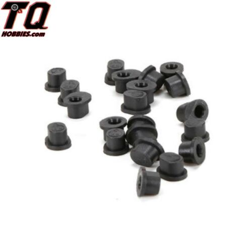 22 3.0 Team Losi Racing TLR234055 Rear Suspension Insert Set Toe//Anti-Squat