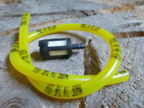 Fuel Gas Line Filter Hose MCCULLOCH 310 320 330 340 MAC CAT Chainsaw 219971