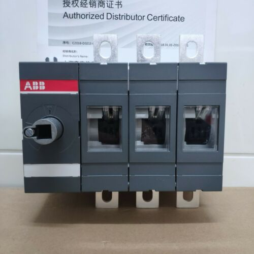 1PC NEW  ABB disconnector OT400E03P 10069902(by DHL or EMS) #w5023 wx